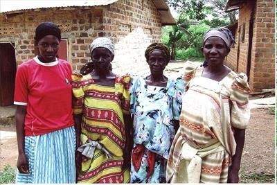 Women from the village