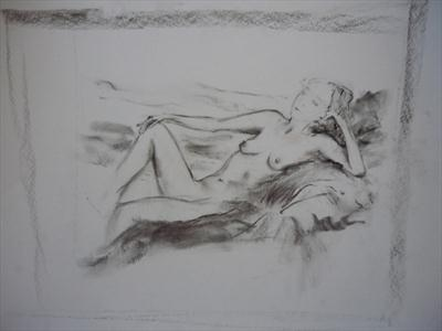 Nude Drawing #1