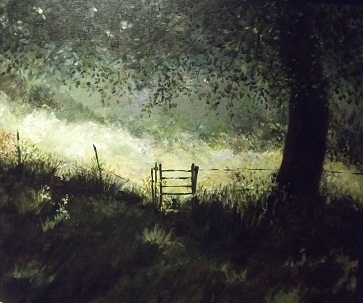 shady Meadow 37x45cms