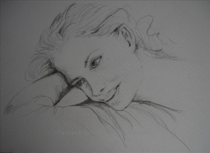 gallery for drawing with pencil love